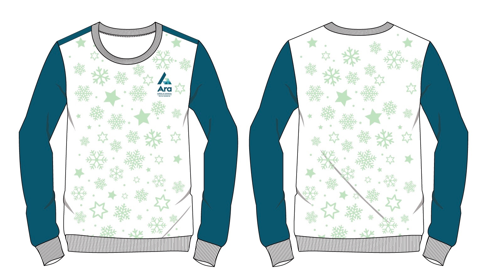 Ara Christmas Sweater Withers Co