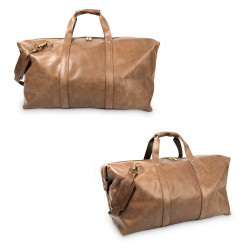 Wilson Leather Overnight Bag