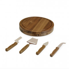 Circo- Acacia Cheese Board Set