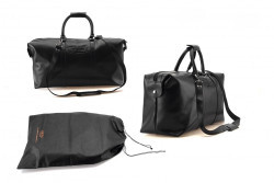 Anderson Leather Overnight Bag