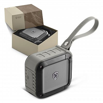 Swiss Peak Outdoor Bluetooth Speaker | Corporate Gift NZ | Withers & Co.