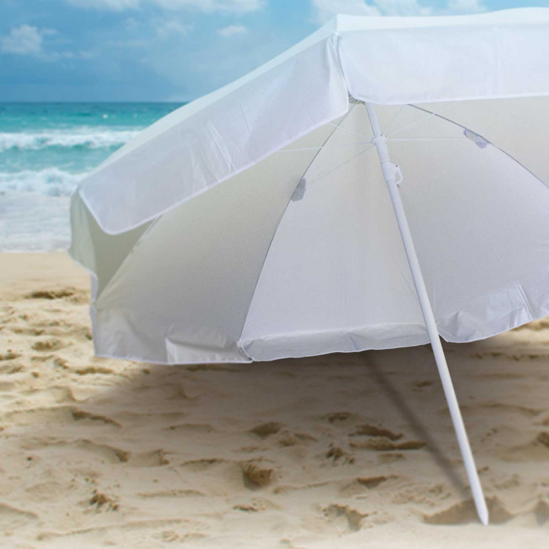 Bahama Beach Umbrella | Withers and co | Corporate Gifts NZ