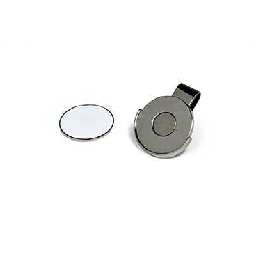 Round Hat Clip & 24mm Ball Marker | Withers & Co. | Promotional Products NZ