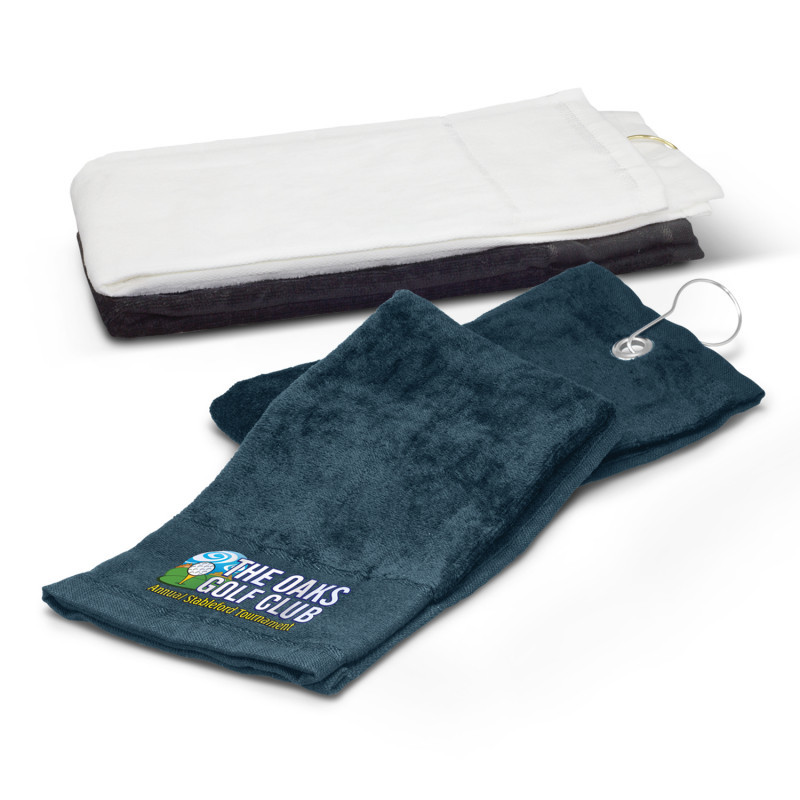 Trends Collection Golf Towel | Withers & Co.