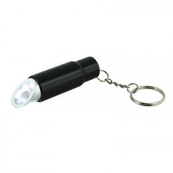 SLIDE KEYLIGHT BOTTLE OPENER- BLACK