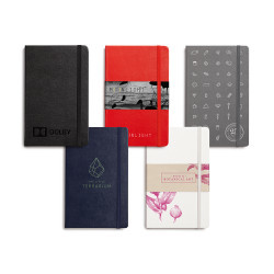 Moleskine Large Classic Hard Cover Notebook Ruled