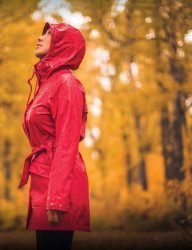 Women's Waterfall Rain Jacket