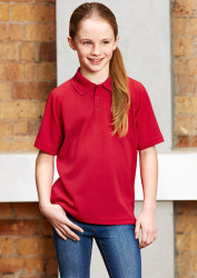 Kids Sprint Polo