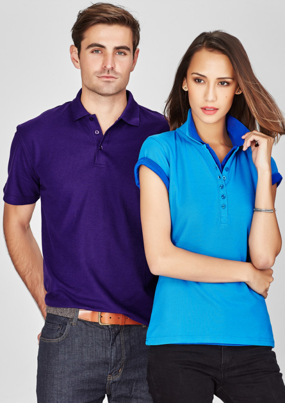 Mens Crew Polo | Withers & Co. | Promotional Products NZ