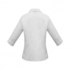 Ladies Brooklyn Roll-Up 3/4 Sleeve Shirt