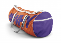 sublimated duffle bag withers and co1