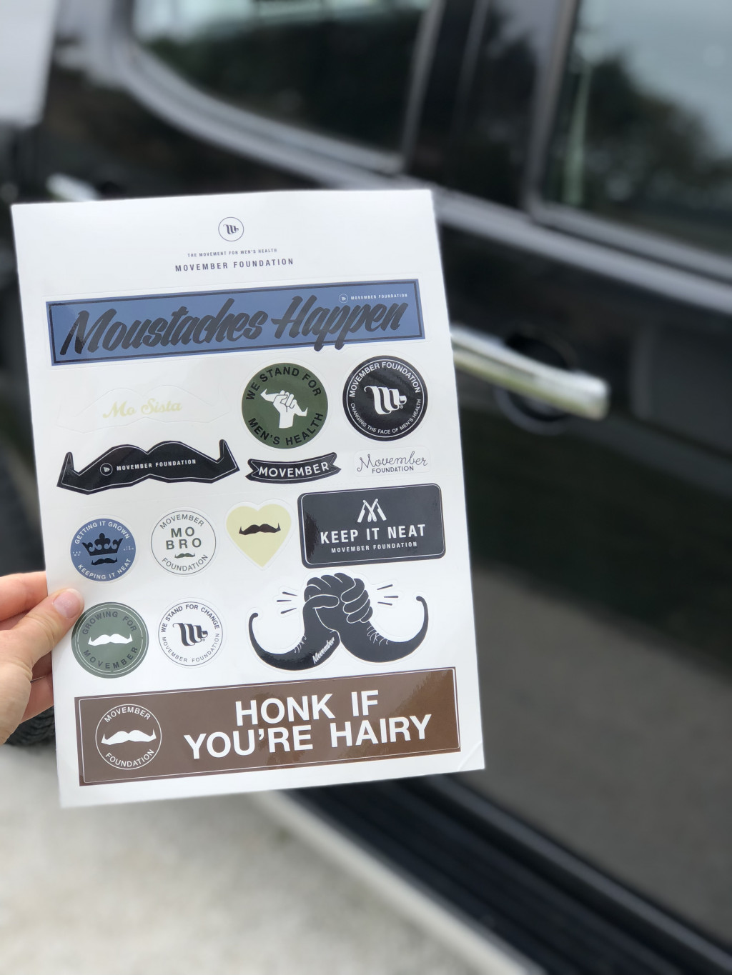 movember stickers withers and co