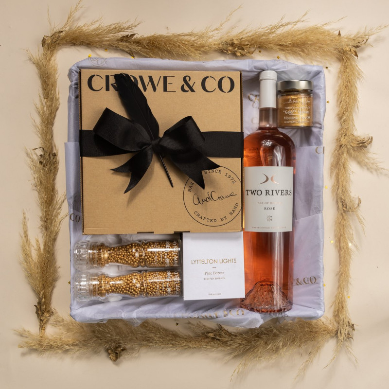 Wish I Could Be There Christmas Hamper | NZ Made Gift | Corporate Gift NZ