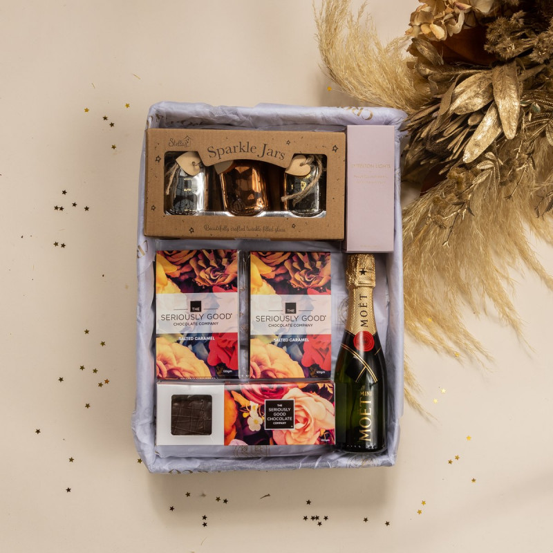 Twinkle Sweet Christmas Hamper | NZ Made Gift | Corporate Gifts NZ