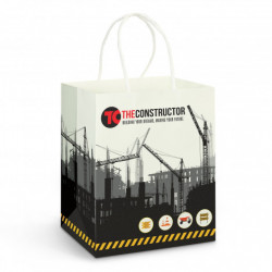 Medium Paper Carry Bag - Full Colour