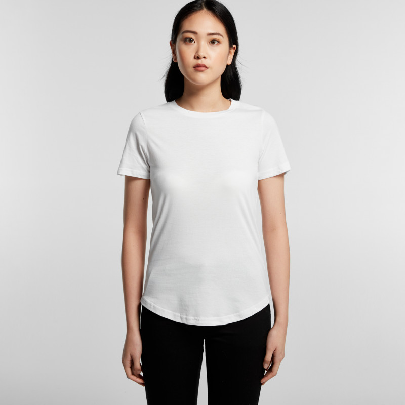 Women's Drop Tee | AS Colour | Withers and Co