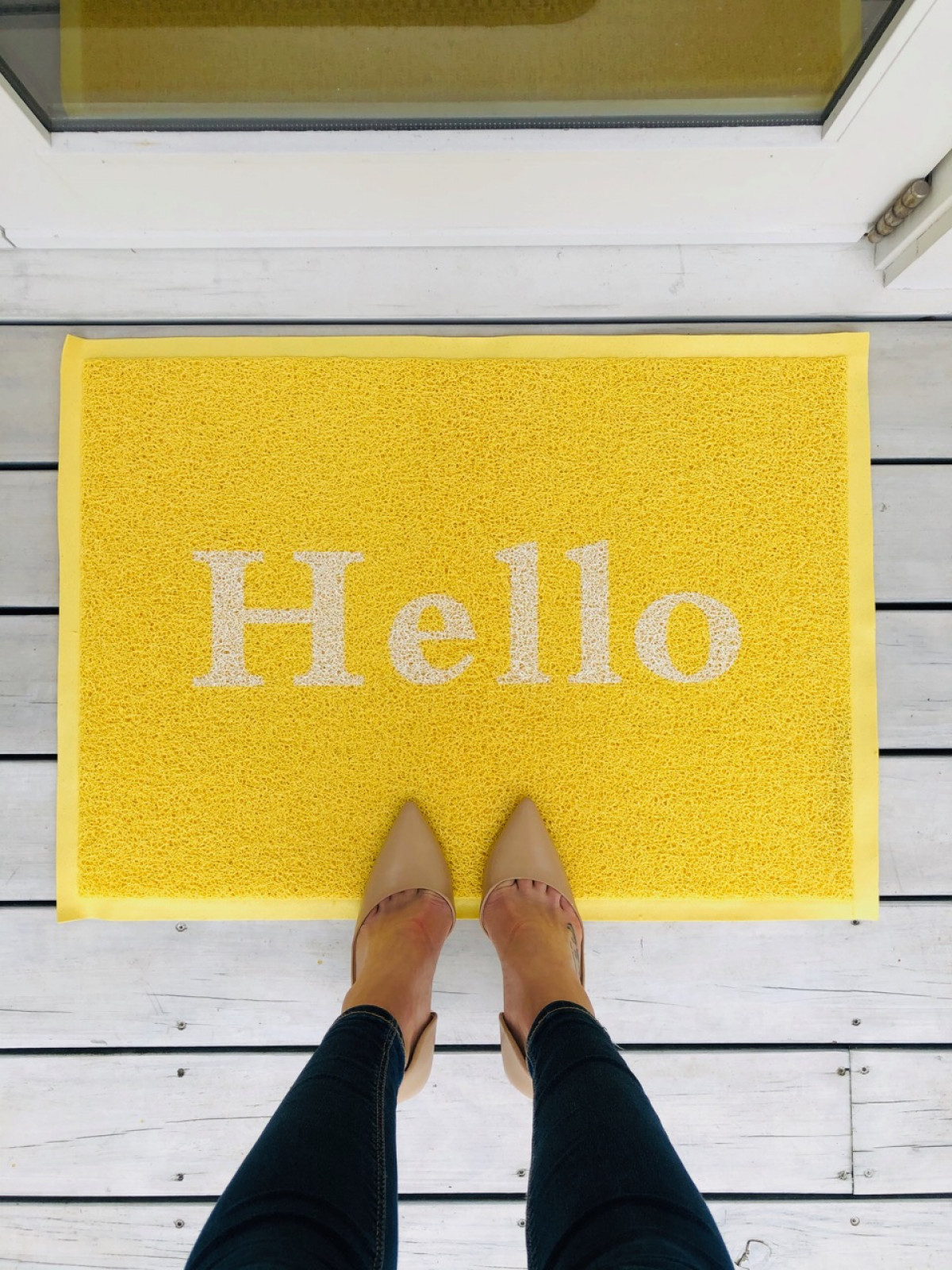 Ray White Front Door Mat Withers and co1